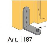 Beltéri ajtó vasalat - bútoripari kellék magas minőségben