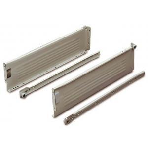 03107 FÉM FIÓKOLDAL CLIPPEL 300x118 mm TEHERB: 25 kg fehér fém