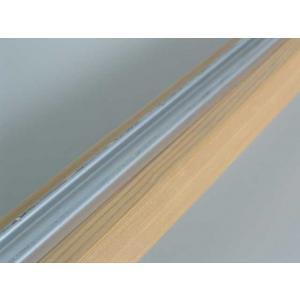 04 6303 201 002 ALSÓ SIN 5000mm, ÜVEGVASALATHOZ aluminium aluminium
