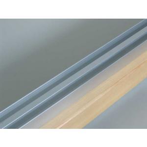04 6303 209 052 FELSÖ SIN 5000mm, ÜVEGVASALATHOZ aluminium aluminium