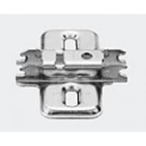 Blum kivetőpánt talp CLIP csavar nélküli 12306 Blum bútor szerelvény és konyhai alkatrész (1db)