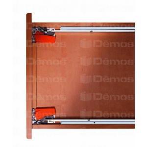 Blum Tandem kuplung bal (T51.1700.04) 13469 Blum bútor szerelvény és konyhai alkatrész (1db)