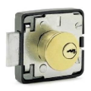 bútorzár 462 MS kulcs FAB