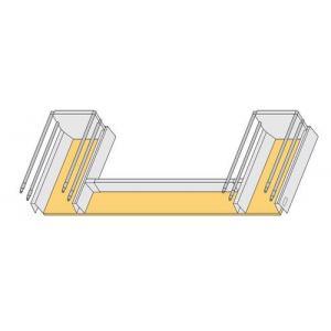 K-StrongBox mosog.alá 204/550/1000 fehér
