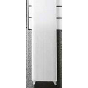 LED alu profíl takaró bepattintós fehér 1m 221007 Tulip profi elektromos szerelvény, alkatrész (1db)