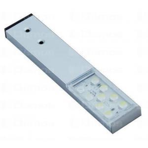 LED lámpa GRACE II 2,5W/n12V / meleg fehér / alumínium 157104 Tulip profi elektromos szerelvény, alkatrész (1db)