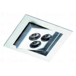 LED spotlámpa STRING S 3W/n350mA / hideg fehér / króm 157072 Tulip profi elektromos szerelvény, alkatrész (1db)