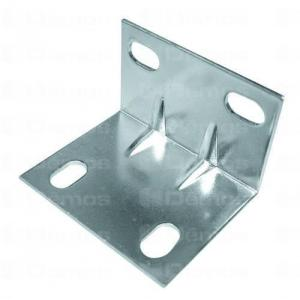Sarokvas széles 32x32x50mm 100216 Demos bútorajtó bútoralkatrész (1db)