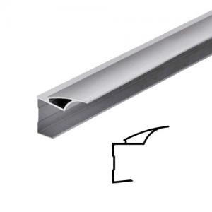 Sevroll fogantyú profil BETA 18mm-es 2,7m ezüst 213977 Sevroll kiemelt gyártási minőségű szerelvény (1db)