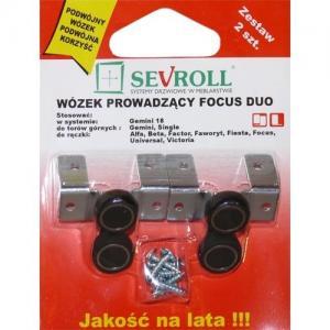 Sevroll görgő szett ELEGANT felső (2db felső) 228023 Sevroll kiemelt gyártási minőségű szerelvény (1db)