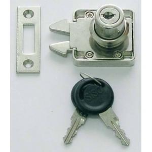 Siso-855 redőnyzár NI-egyf.kulcs