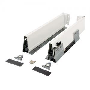 StrongBox H204/400mm fehér 179269 Strong bútor alkatrész profi minőségben (1db)