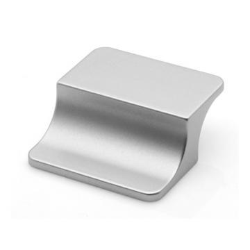 005-B32 60X60 matt aluminium fém