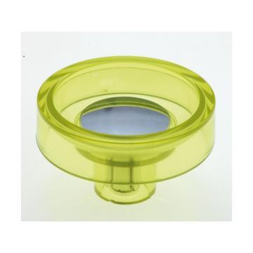 0101-45 ÁTM:45 sárga-króm müanyag