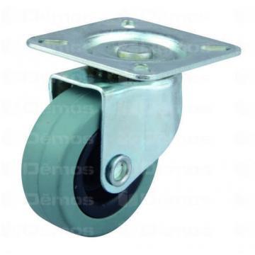 Görgő 50mm forgó 10792 Demos bútor, asztal, fotel, ágy alkatrész (1db)