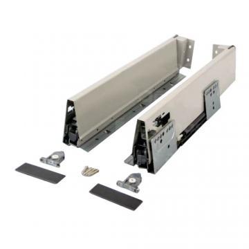 StrongBox H140/400mm szürke 146762 Strong bútor alkatrész profi minőségben (1db)