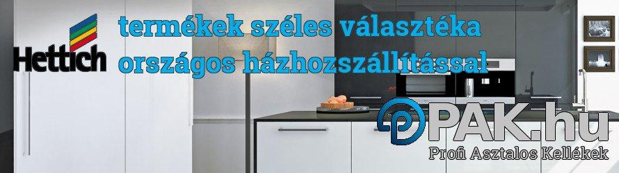 HETTICH termékek széles választéka országos házhozszállítással